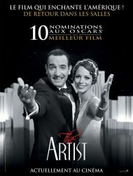 sortie dvd  The Artist