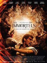 sortie dvd  Les Immortels