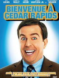 sortie dvd  Bienvenue à Cedar Rapids