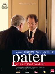 sortie dvd  Pater