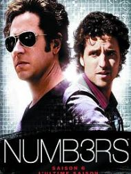 sortie dvd  Numbers -  Saison 6