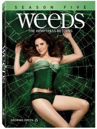 sortie dvd  Weeds - Saison 5