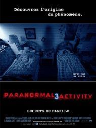 sortie dvd  Paranormal Activity 3