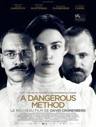 sortie dvd  A Dangerous Method