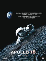 sortie dvd  Apollo 18