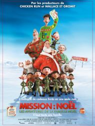 sortie dvd  Mission Noël - Les Aventures De La Famille Noël