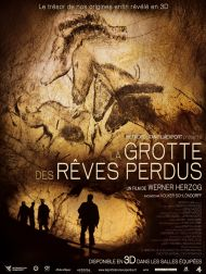 sortie dvd  La grotte des rêves perdus