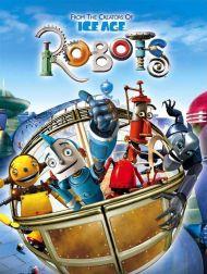 sortie dvd  Robots