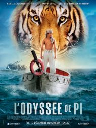 sortie dvd  L'Odyssée De Pi