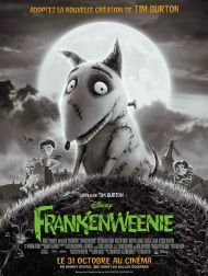 sortie dvd  Frankenweenie