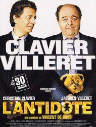 sortie dvd  L'Antidote