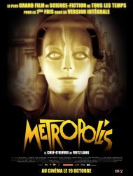 sortie dvd  Metropolis