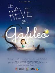 sortie dvd  Le Rêve De Galiléo