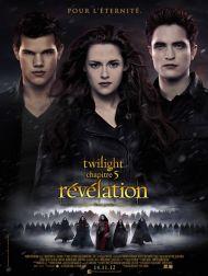 sortie dvd  Twilight : Chapitre 5 - Révélation - 2ème Partie