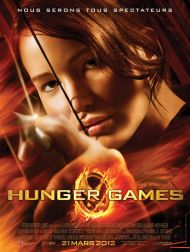 sortie dvd  Hunger Games