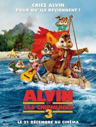 sortie dvd  Alvin Et Les Chipmunks 3