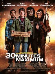 sortie dvd  30 Minutes Maximum