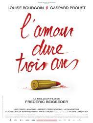 sortie dvd  L'Amour Dure Trois Ans