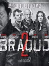 sortie dvd  Braquo - Saison 2