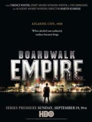 sortie dvd  Boardwalk Empire -  Saison 1