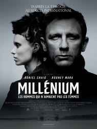 sortie dvd  Millenium - Les Hommes Qui N'aimaient Pas Les Femmes