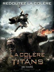 sortie dvd  La Colère Des Titans