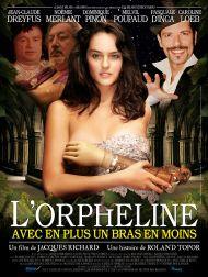 sortie dvd  L'Orpheline Avec En Plus Un Bras En Moins