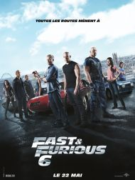 sortie dvd  Fast & Furious 6