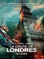 sortie dvd  La Chute De Londres