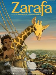sortie dvd  Zarafa