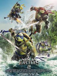 sortie dvd  Ninja Turtles 2