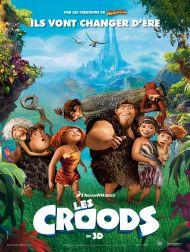 sortie dvd  Les Croods