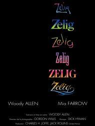sortie dvd  Zelig