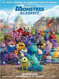 sortie dvd  Monstres Academy