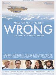 sortie dvd  Wrong