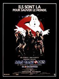 sortie dvd  S.O.S. Fantômes