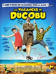 sortie dvd  Les Vacances De Ducobu