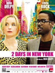sortie dvd  2 Days In New York
