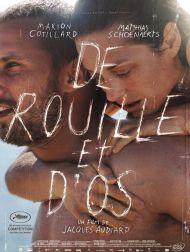 sortie dvd  De Rouille Et D'os