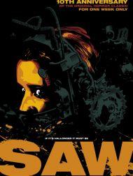 sortie dvd  Saw