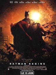 sortie dvd  Batman Begins