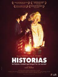 sortie dvd  Historias