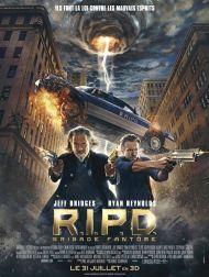 sortie dvd  R.I.P.D. Brigade Fantôme