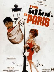 sortie dvd	  Un Idiot à Paris