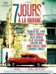 sortie dvd  7 Jours à La Havane