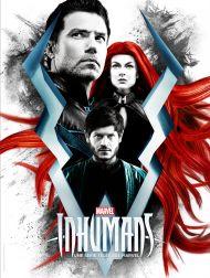 sortie dvd  The Inhumans
