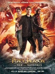 sortie dvd  Percy Jackson : La Mer Des Monstres