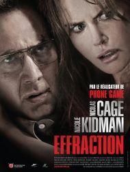 sortie dvd  Effraction