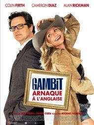 sortie dvd  Gambit, Arnaque à L'anglaise