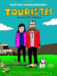 sortie dvd  Touristes !